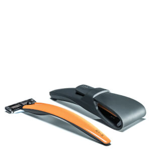 Bolin Webb R1-S Razor with Case maszynka do golenia z etui – Signal Orange
