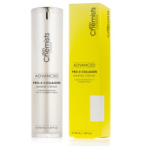 skinChemists Advanced Pro-5 Collagen Marine Cream (50ml)