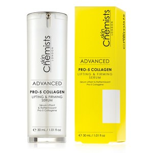 Sérum avancé Pro-5 au collagène liftant et raffermissant de skinChemists (30ml)