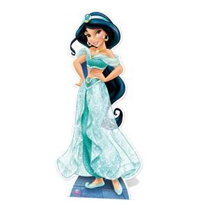 Figura Cartón Princesa Jasmine - Disney Aladdín