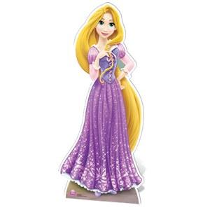 Disney Prinses Rapunzel Kartonnen Figuur