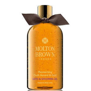 Molton Brown Mesmerising Oudh Accord and Gold Bath and Shower Gel
