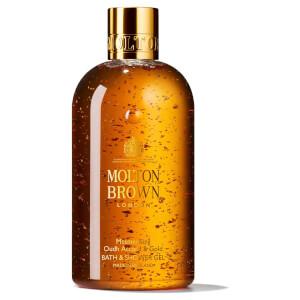 Molton Brown gel de douche et de bain du calambrac et de l'or