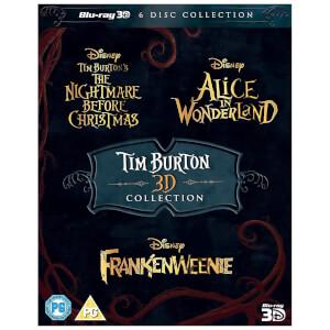 Tim Burton Collection 3D (Includes 2D Copies)