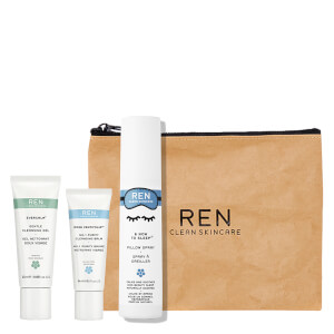 REN Clean Skincare Overnight Set (Free Gift)