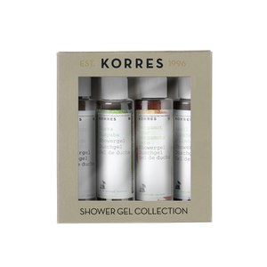 KORRES Mini Shower Gel Set (värt £ 12.00)