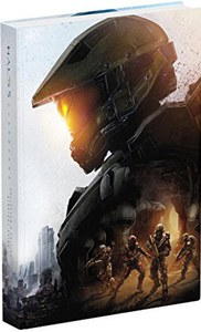 Halo 5: Guardians Collector's Edition Guide (Hardback)