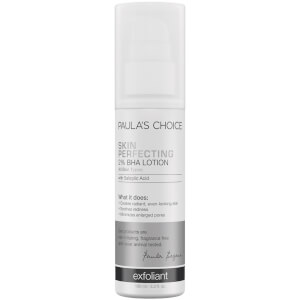 Loción exfoliante 2 % BHA Skin Perfecting de Paula's Choice (100 ml)
