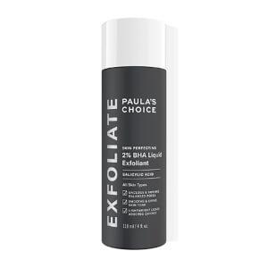 Loción exfoliante 2 % BHA Skin Perfecting de Paula's Choice (100 ml)