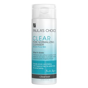 Paula's Choice Clear Pore Normalizing Cleanser (177ml): Image 1