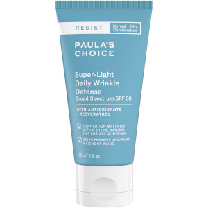 Crema antiarrugas diaria superligera FPS 30 Resist de Paula's Choice (60 ml)