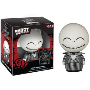 Nightmare Before Christmas Vinyl Sugar Dorbz Vinyl Figur Jack Skellington