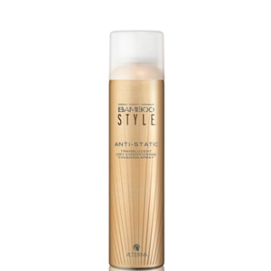 Spray de finition sec revitalisant translucide et anti-statique Bamboo Style par Alterna (142g)