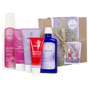Weleda Relax and Pamper Gift Box