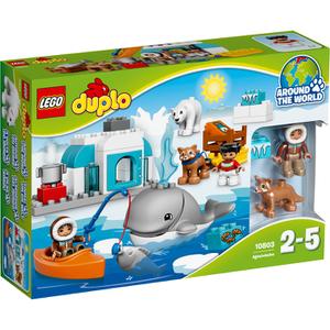 LEGO DUPLO: Les animaux de l'Arctique (10803)