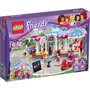 LEGO Friends: Le cupcake café d'Heartlake City (41119)