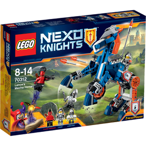 LEGO Nexo Knights: Lance's Mecha Paard (70312)