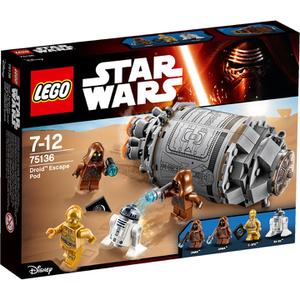 LEGO Star Wars: Droid™ Escape Pod (75136)