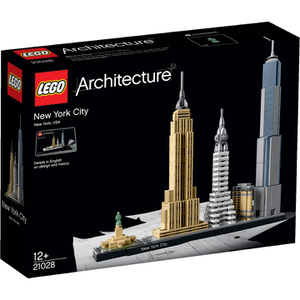 LEGO Architecture: New York City: Skyline Building Set (21028)