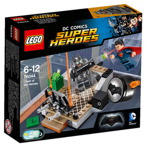 LEGO DC Comics Batman v Superman Duell der Superhelden (76044)