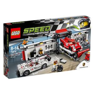 LEGO Speed Champions: Le stand de la Porsche 919 917K (75876)