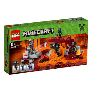 LEGO Minecraft: The Wither (21126)