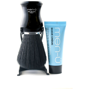 men-ü Pro Black Shaving Brush