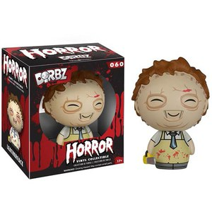 Horror Leatherface Vinyl Sugar Dorbz Action Figure