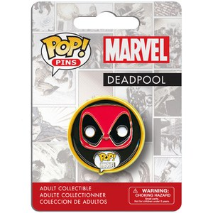 Badge Pop! Pin Deadpool - Marvel