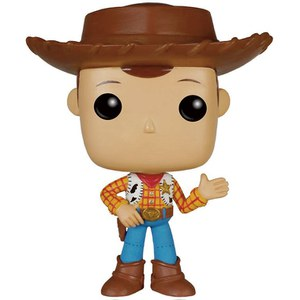 Disney Toy Story Woody 20 Jahre Jubiläums Edition Funko Pop! Vinyl Figur
