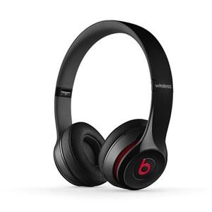 Beats by Dr. Dre: Solo2 Wireless On-Ear Headphones - Black