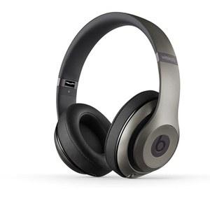 Beats by Dr. Dre: Studio Wireless Over-Ear Headphones - Titanium
