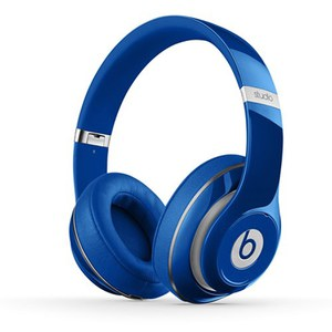 Beats by Dr. Dre: Studio Over-Ear Headphones - Blue