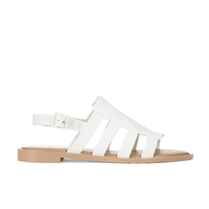 Melissa Women's Bohemia Strappy Sandals - White