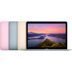 Apple MacBook 12-inch: 1.2GHz Dual-Core Intel Core M, 512GB