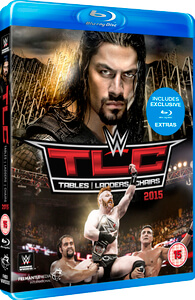 WWE: TLC 2015