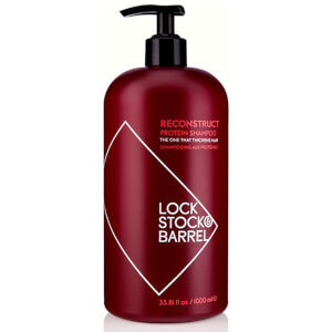 Shampoo Reconstruct Protein da Lock Stock & Barrel (1000 ml)