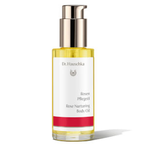 Dr. Hauschka Rose Nurturing Body Oil olejek do ciała (75 ml)