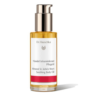 Dr. Hauschka Almond St. John's Wort Soothing Body Oil (75 ml)