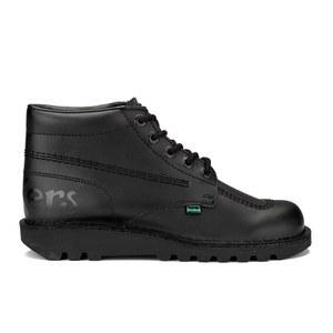 Kickers Men's Kick-Hi Big Logo Boots - Black