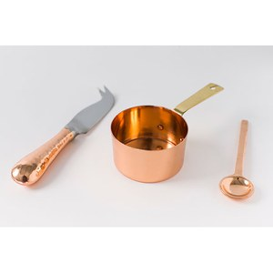 Just Slate Copper Accessory Set