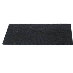 Just Slate Rectangular Place Mats in Gift Box - Set of 2