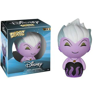 Disney The Little Mermaid Ursula Dorbz Figur