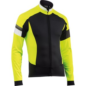 Northwave Arctic Jacket - Black/Yellow