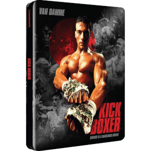 Kickboxer - Zavvi UK Exclusive Limited Edition Steelbook (Limited to 2000)