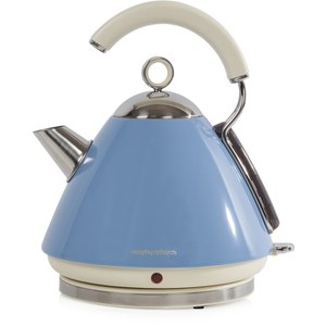 Morphy Richards 102256NO Accents Kettle - Blue