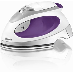 Swan SI3070N Travel Iron with Pouch - Purple