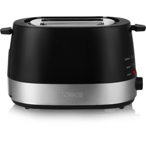 Tower T20004 2 Slice Toaster - Black