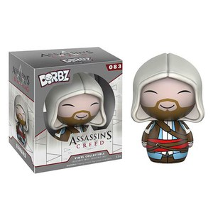 Assassin's Creed Edward Dorbz Action Figur