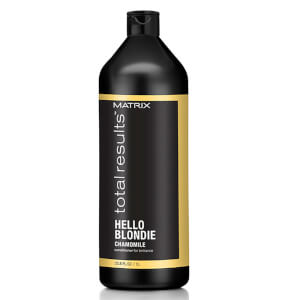 Matrix Total Results Hello Blondie -hoitoaine (1000ml)